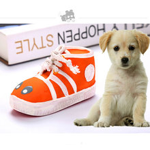 Dog Chew Toy Pet Supplies Training Toys Cats And Dogs Vocal Sports Shoes Latex Products For Small