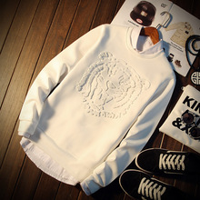 2016 neue mode männer hoodies print tiger kopf kapuzentrainingsanzug hochwertigen Harajuku sweatshirt herren Sudaderas Hombre