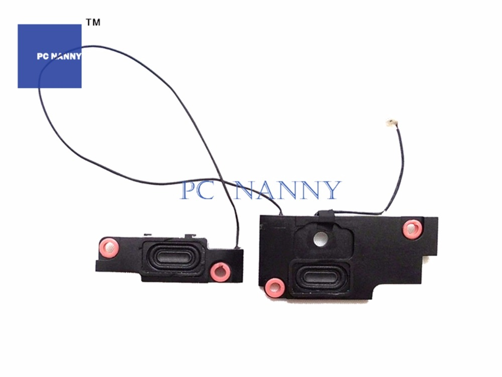 Babá para acer aspire E5-573g E5-573 t5000 F5-572 EX-2511G E5-532 V5-591 alto-falantes portáteis l + r funciona