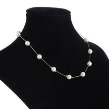 Pearls Retro Necklace