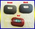 Черный/Серый/Красный 100% Новый Назад Корпус Сверху Камеры Фонарик стеклянный Объектив чехол для HTC Desire HD G10 a9191 A9192 Бесплатная доставка