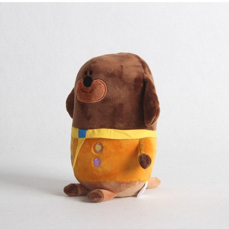 Hey Duggee Woof Duggee Stuffed Plush Toy Cartoon Animie Doll Birthday Gifts S4243