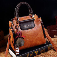Europe fashion shoulder bag high quality PU leather handbag women CHISPAULO brand New 2018 bolsa feminina free Shipping