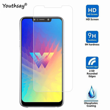 2PCS Glass For LG W10 Screen Protector 9H Film Tempered Phone Protctor Youthsay