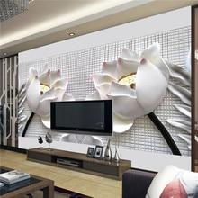 photo wallpaper wall painting modern art non-woven paper 3d TV