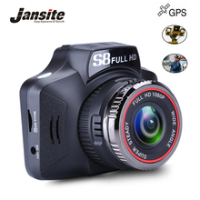 Jansite 3 in 1 Car DVR Russian Voice Radar Detector GPS Tracker Car detector Camera Laser Radar Speed cam Anti Radar Dash Cam