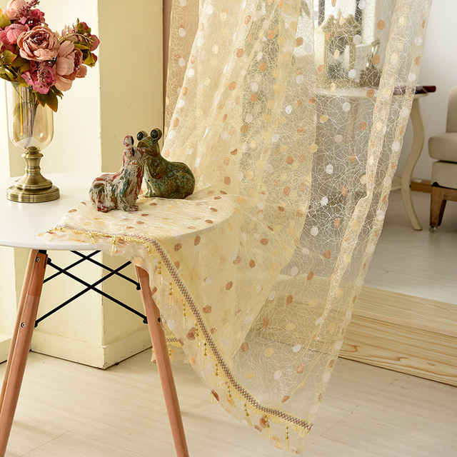 Curtain Fabrics Window Tulle 5