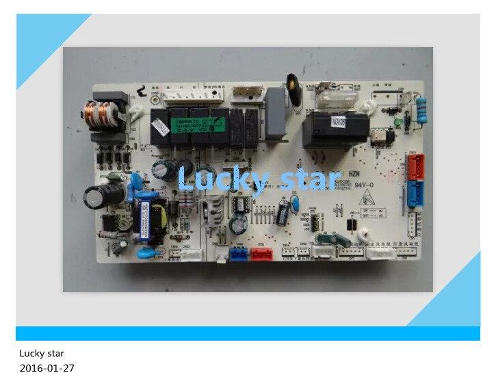 95% новый для Haier кондиционер бортовой компьютер платы 0011800167F хорошо работает