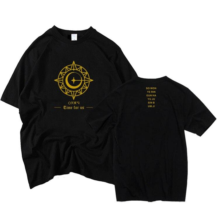 Gepäck & Taschen Erfinderisch Kpop Gfriend Neue Album Zeit Für Uns Alle Mitglied Name Druck O Neck T Shirt Unisex Sommer Stil K Pop Kurzarm T-shirt