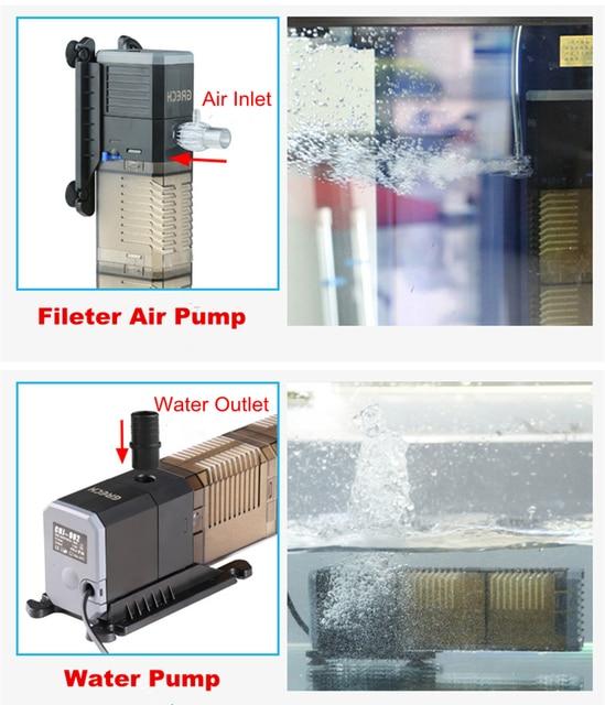 Aquarium Water Pump Oxygenator  3