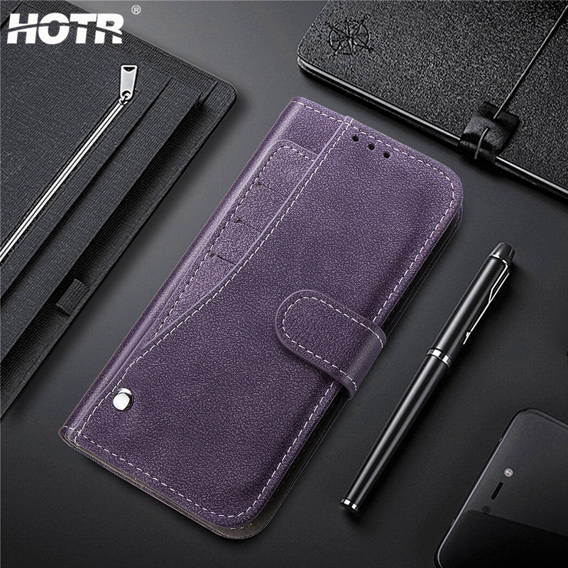 S10 Plus Leather Case for Samsung Galaxy S10 PU Leather Cover for Samsung Galaxy s7 edge s8 s9 plus S10e Note 9 Note 8 Full Case