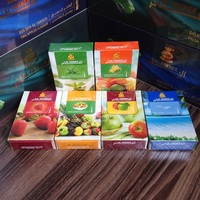 Glass Shisha Hookah 500G(10pcs) Flavors Smoking Tool For Hookah Cigarette Accessories Fruit Series