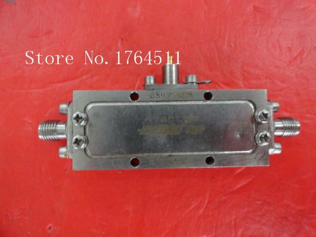[BELLA] AVANTEK AFT-12633 6-12GHz 15V SMA Low Noise Amplifier