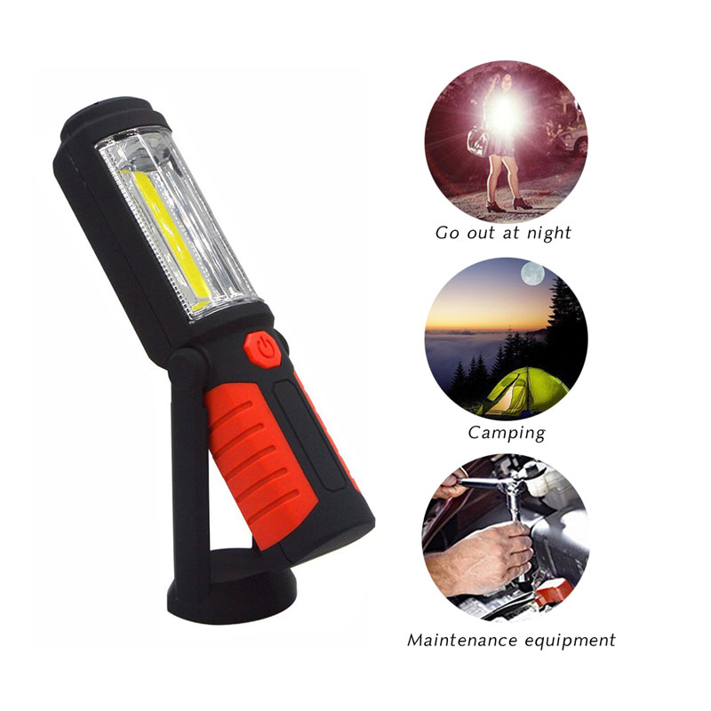 Worqlite 2 0 Weatherproof Cordless Rechargeable Led Work: Aliexpress.com : Buy COB Light USB Rechargeable LED