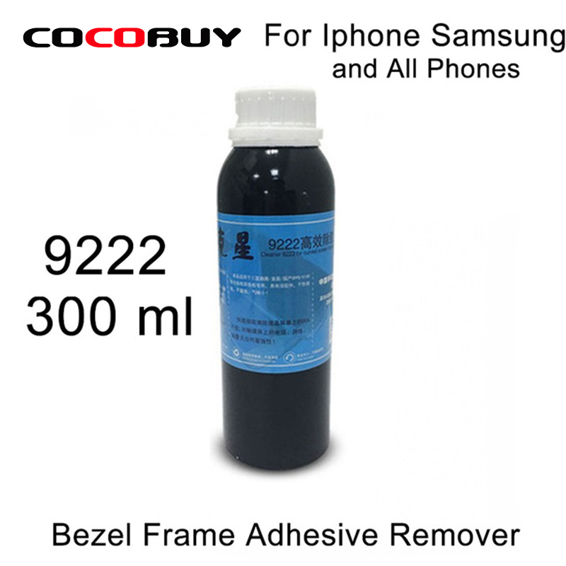 Free Shipping 1 Bottles 2 Bottles 300ml Middle Frame/ Bezel Glue Remover  For All Smartphone LCD Screen Repair 15ml b7000 multipurpose adhesive diy tool jewelry rhinestones fix touch screen phone middle frame housing glass tube glue b 7000
