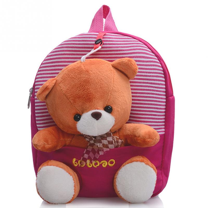 2017 Children school bags backpack kindergarten girls boys kid ...