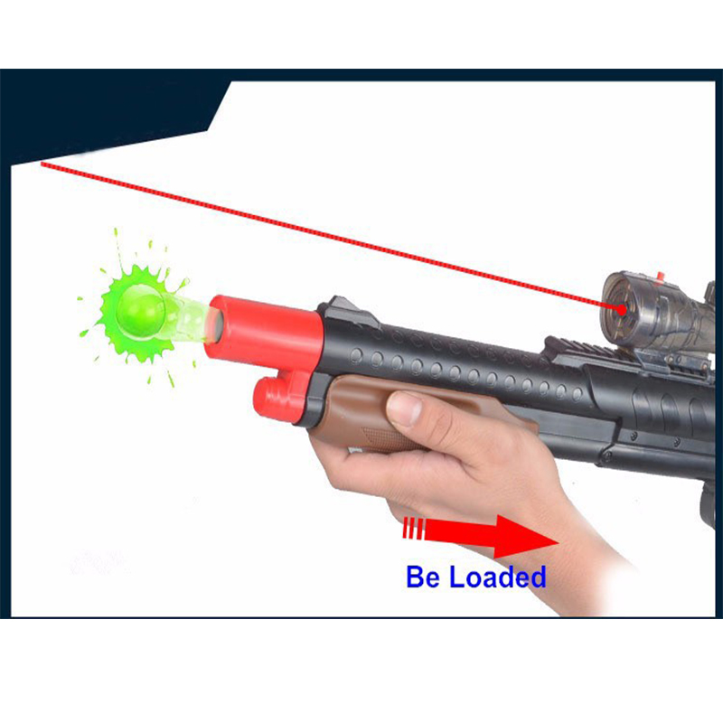 Free Shipping New Hot Sale Toy Gun Soft Foam Bullet Pistol Nerf Guns  Absorbed Water EVA Bullet Airgun Gift For Boy-in Toy Guns from Toys &  Hobbies on ...