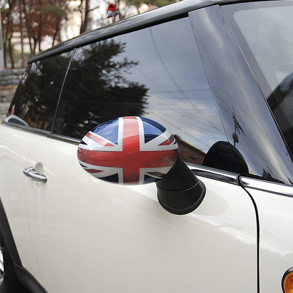 Exterior Accessory Car Styling Wing Side Mirror Cover Caps