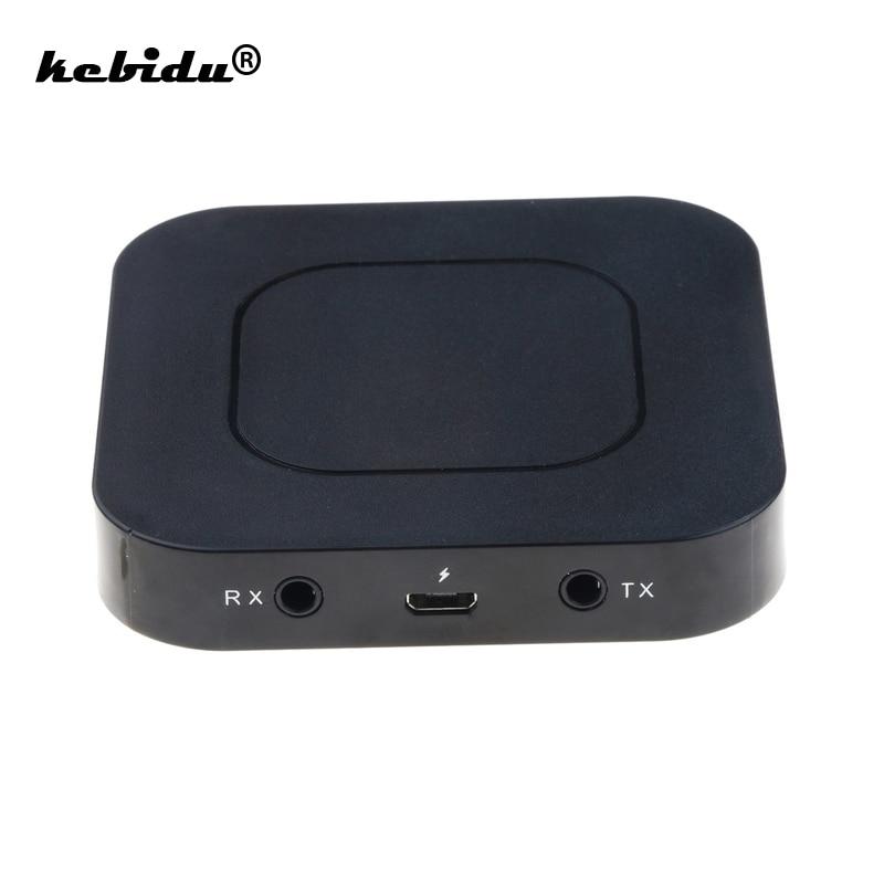 Unterhaltungselektronik Tragbares Audio & Video Modestil Kebidu Bluetooth Sender 4,2 3,5mm Bluetooth Adapter Für Tv Kopfhörer Lautsprecher Für Playstation 4 Audio Bluetooth Empfänger