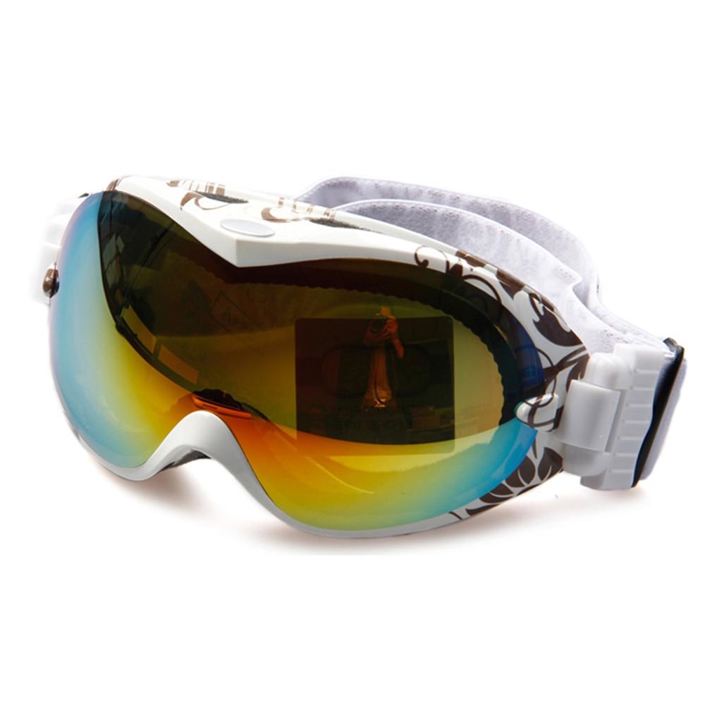 Okulary snowboardowe Mężczyźni i kobiety, Gogle narciarskie UV400, - Narciarstwo i deska snowboardowa - Zdjęcie 3