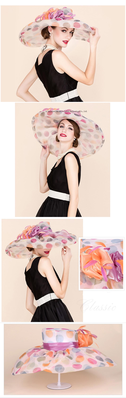 dress hats for women