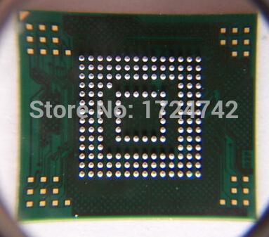 2 pçs/lote nand de memória flash emmc com firmware para samsung galaxy i9105