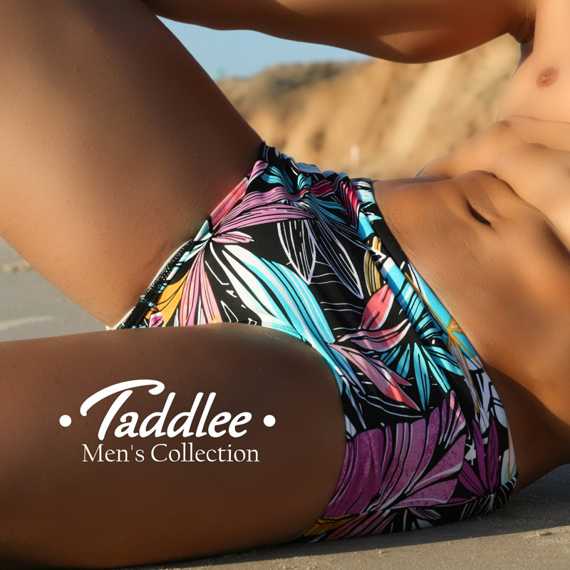 Taddlee бренд Для мужчин Плавание боксеры шорты доска для серфинга Мужские Шорты для купания Для мужчин пикантные Плавание одежда бразилиана р...