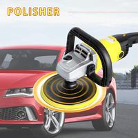 220V~230V/110V 1200W Car Polisher Variable Speed Car Paint Care Tool Polishing Machine Sander Electric Floor Polisher