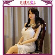 manufacturer china 138cm metal skeleton human sex dolls for man
