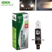 XENCN H1 P14.5s 12 в 70 Вт 3200K чистая серия Оригинальные Автомобильные фары OEM Качество Галогенные лампы авто лампы 2 шт