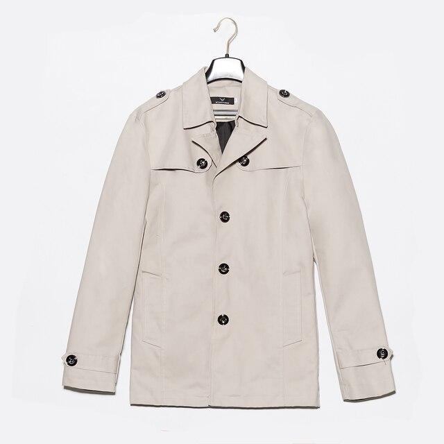 2016 HoThe Newtfree поставка продажи траншеи мода тонкий сплошной цвет средней длины трехцветной Свет p60 серый
