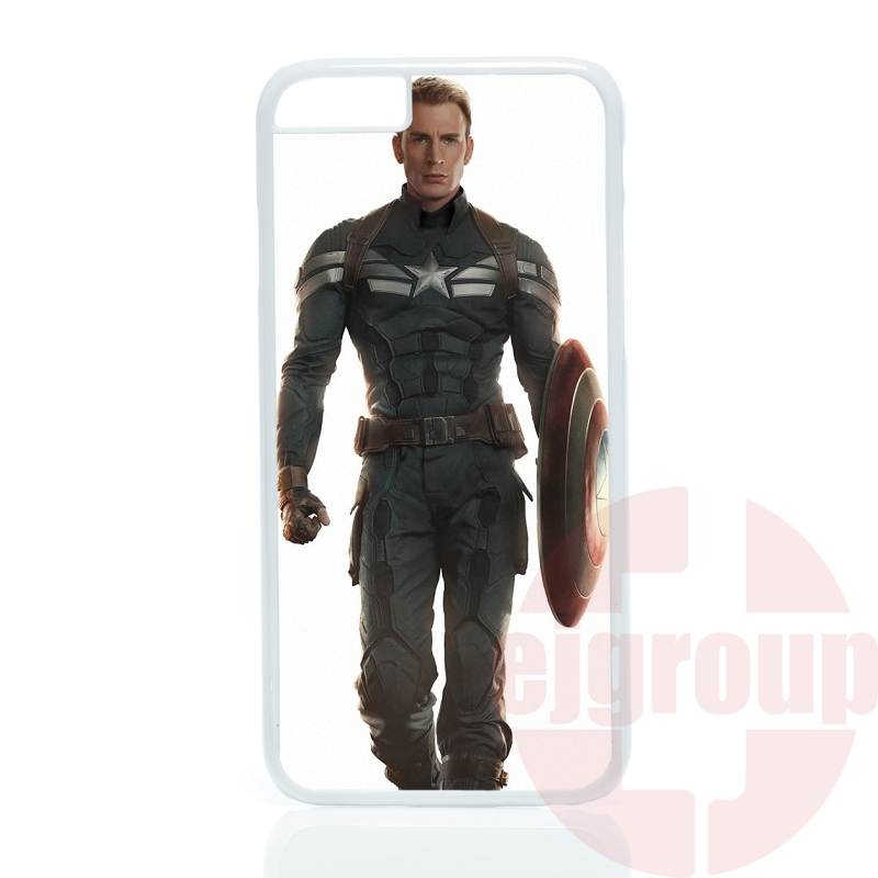 2016 new captain america For Samsung Galaxy J1 J2 J3 J5 J7 2016 Core 2 S Win Xcover Trend Duos Grand case Accessories Case