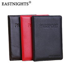 2014 NEW fashion genuine leather travel passport holder card case protective sleeve cover FREE SHIPPING TW-959