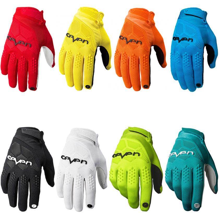 Cycling Racing Gloves Full Finger Motorcycle Gloves Gants Moto Luvas Motocross Leather Motorbike Guantes Moto Gloves