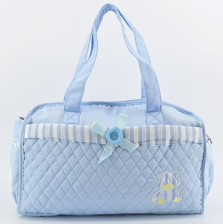 Baby Bags Large Capacity Waterproof Nappy Bag  Baby Diaper Bags Bolsa Infantil Handbag Zipper