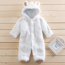 sume&znye 2019 spring newborn baby cotton thick hooded