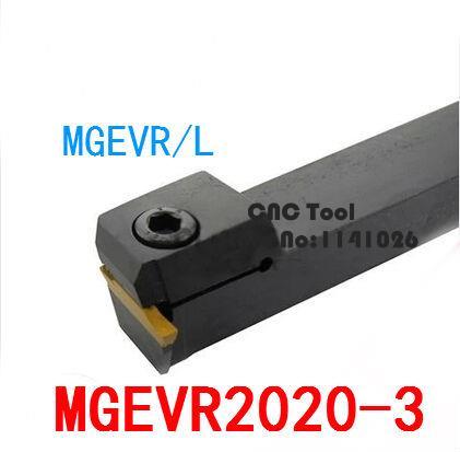 MGEVR2020-3/MGEVL2020-3, ferramenta Grooving externo, Grooving Titular, CNC ferramentas De Corte, CNC Ferramentas de Torneamento Indexáveis para MGMN300