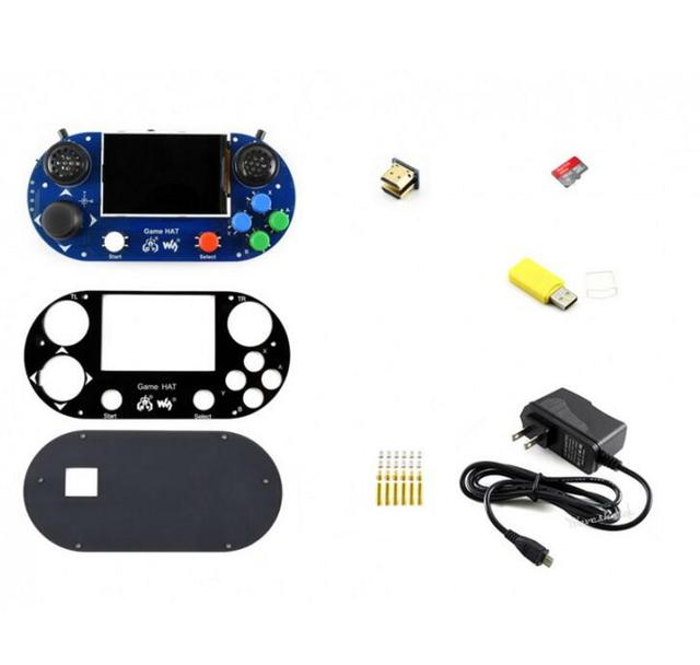 Aliexpress com : Buy Raspberry Pi Accessories Pack G including Game HAT,  Micro SD Card, Power Adapter, etc  from Reliable Demo Board suppliers on