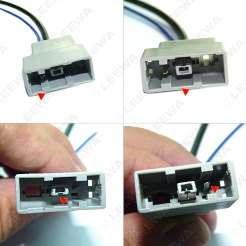 leewa car cd audio stereo wiring harness antenna adapter for nissan rh aliexpress com