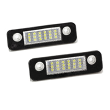 2 X 12V 18LED Light For Ford Mondeo MK2 Fiesta MK5