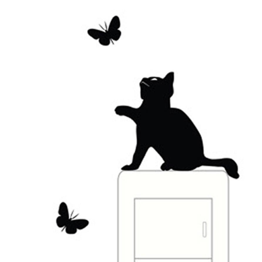 Small Moths In Bedroom Popular Butterfly Vinyl Wall Stickers Buy Cheap Butterfly Vinyl