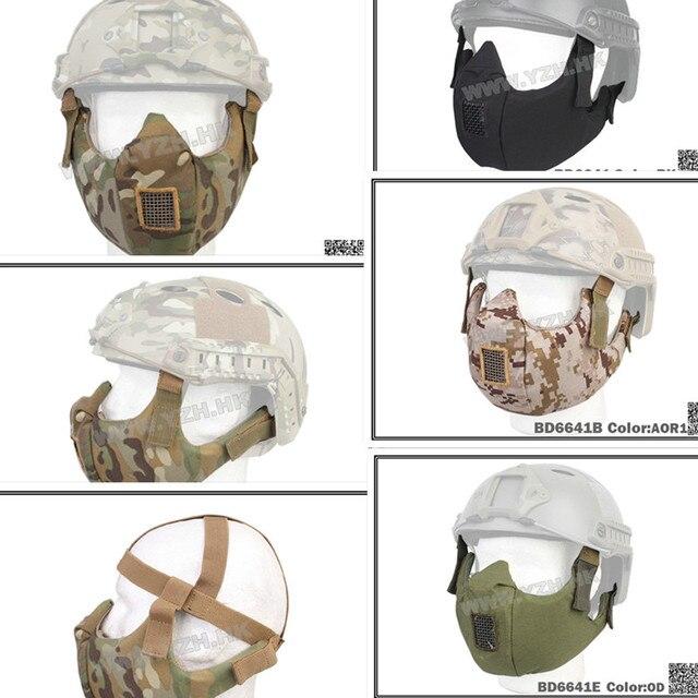 Airsoft Protection Tactique Casque Masque Chaude De Chasse Baleine qTtUzx8xw