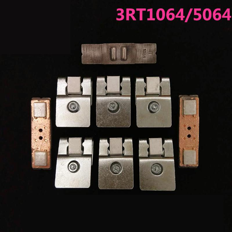 Siemens Contact 3RT1065 3RT5065 3RT1064 3RT5064 contact kit repair accessory 85% silver point  3 Move 6 FixedSiemens Contact 3RT1065 3RT5065 3RT1064 3RT5064 contact kit repair accessory 85% silver point  3 Move 6 Fixed