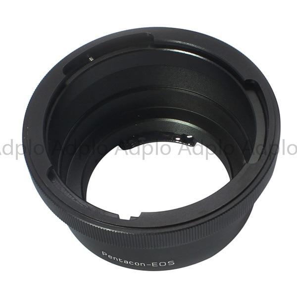 AF Confirm lens adapter work for Kiev 60 Pentacon 6 P6 Lens to Canon EOS EF 600D 450D  400D  350D  300D  1200D(T5/X70)