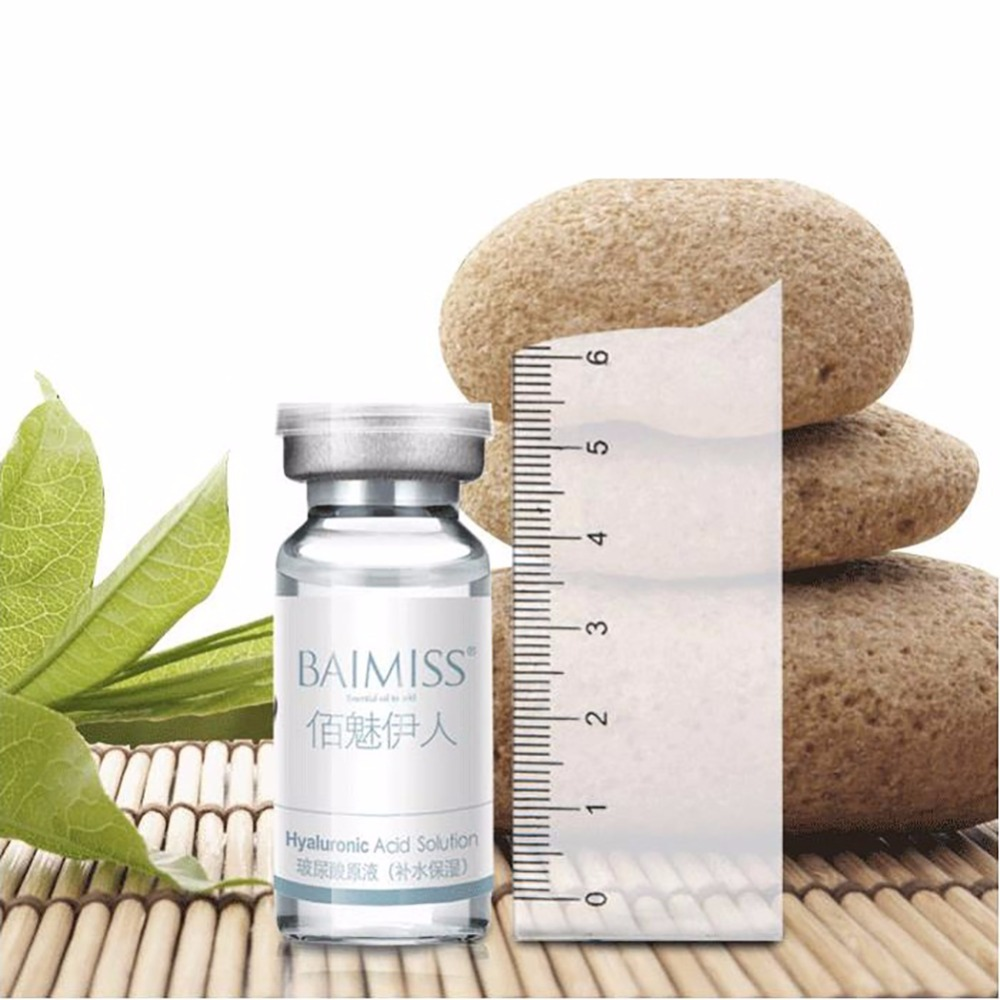 10ml Amazing BAIMISS Snail Pure Extract Anti-Aging Hydrating Hyaluronic Acid Moisturizers Treatment