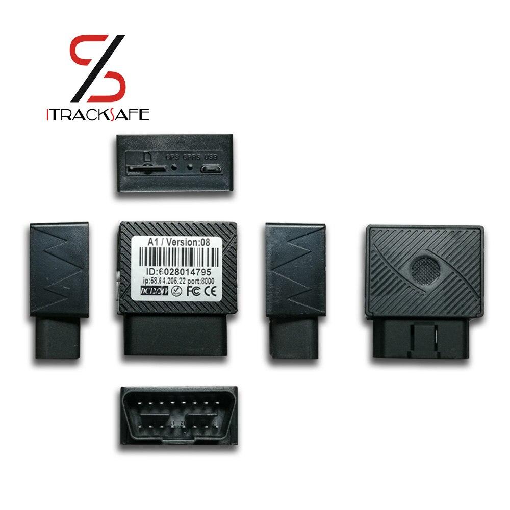 mini gsm gprs vehicle car OBDII II 2 OBD obd2 gps tracker locator tracking device anti theft alarm system