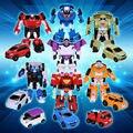 Tobot Miniserie Transforming Robot Figura de Acción de Mini Robot Elegir Opción Figura de Acción Robot Coche 8 estilos mezclados
