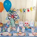 Party Bunting  Decorative Banner Happy Birthday Decoration Baby Show Garland Decoration