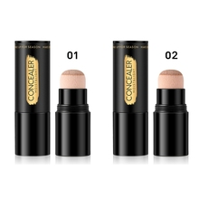 2019 1PC Makeup Stick Concealer Highlight Shadow Trimming Cream Bar Face Brighten Sticks Brighten Skin Color все цены
