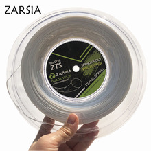 Brand NEW Genuine ZARSIA tennis string 1.25mm 200M rackets Spinox poly quality strings